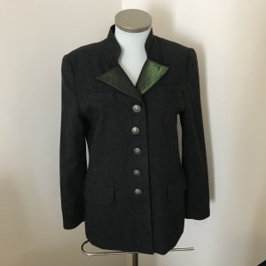 Berwin & Wolff Traditional Jacket dark grey-forest green