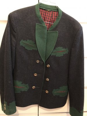 Lodenfrey Traditional Jacket multicolored