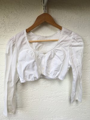 Schaber Traditional Blouse white