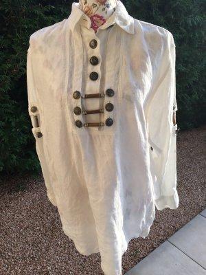 Amann Traditional Shirt white-natural white