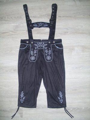 Pantalon bavarois noir polyester