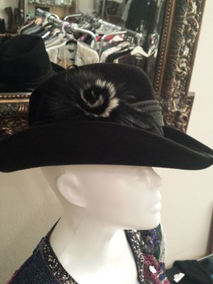 Trachtenhut zu Kostüm