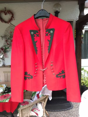 Traditional Jacket red