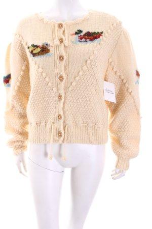 Veste bavaroise multicolore style décontracté