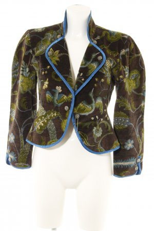 Traditional Jacket multicolored elegant