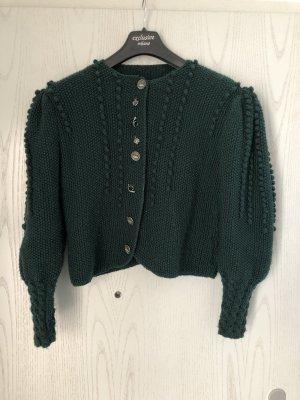 Giacca tradizionale verde-verde scuro