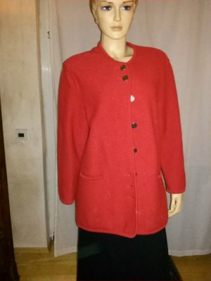 Geiger Traditional Jacket red new wool