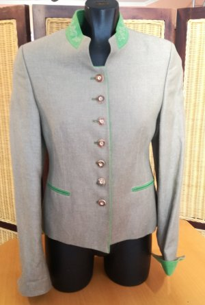 Kaiseralm Traditional Jacket light grey-beige