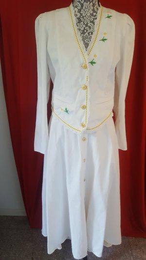 Dagmar Hauser Traditional Skirt white