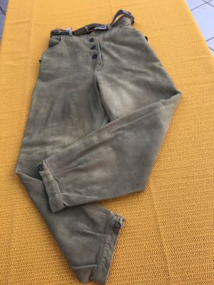 Ammann Traditional Trousers multicolored suede