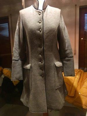 Angiemiller Abrigo de entretiempo gris-negro