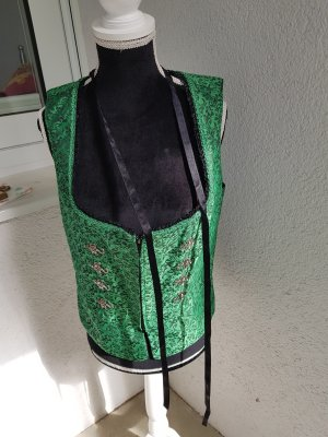 Traditional Camisole green-black