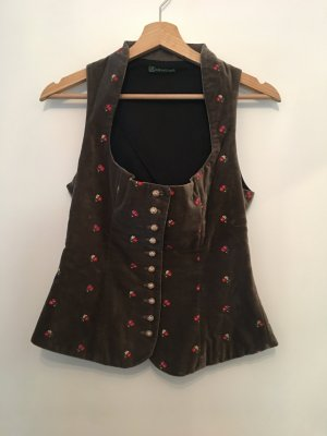 Gottseidank Traditional Camisole brown