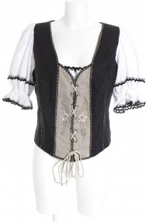 Traditional Camisole multicolored country style