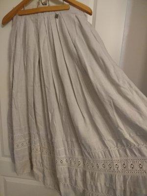 Hammerschmid Traditional Skirt beige wool
