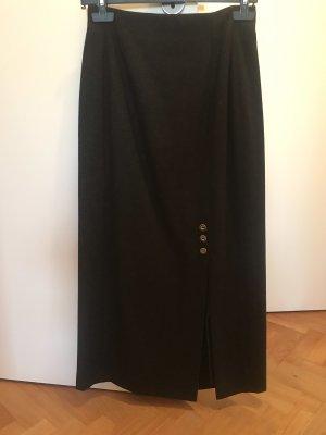 K & K Kaiserjäger Traditional Skirt anthracite-forest green