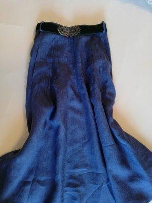 Traditional Skirt steel blue