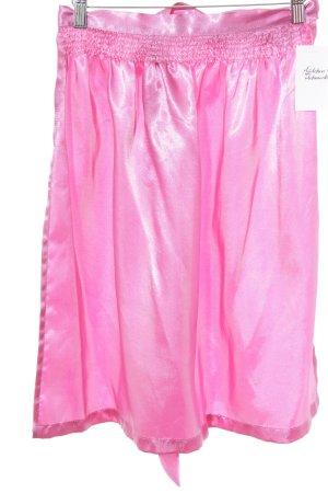 Grembiule tradizionale rosa stile country