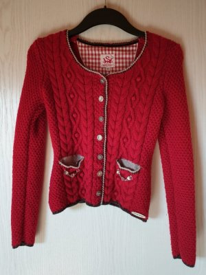 Spieth & Wensky Traditional Jacket red