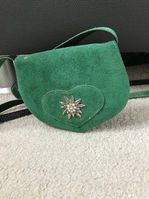 Trachtentasche mit Edelweiß