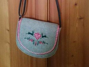 Trachtentasche mit verstellbare Hänkel