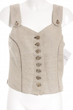 Traditional Vest multicolored country style