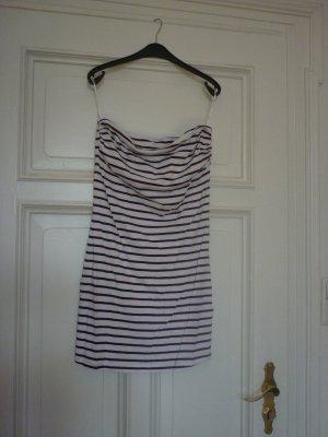 trägeloses Shirt/Kleid