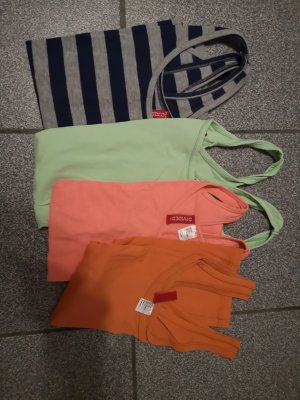 H&M Top de tirantes multicolor