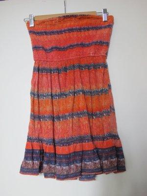 trägerfreies Kleid von Ecoté