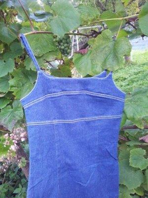 Trägerkleid aus Jeansstoff