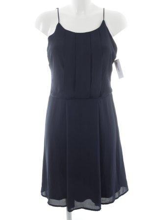 Trägerkleid dunkelblau Elegant