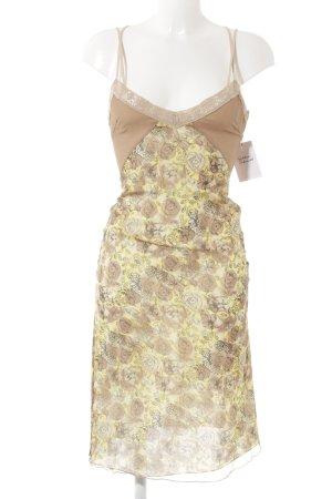 Trägerkleid florales Muster Romantik-Look