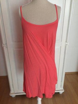 Trägerkleid in pink