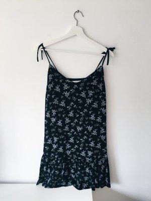Trägerkleid mit Blumenprint