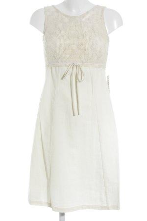 Trägerkleid nude-beige Gypsy-Look