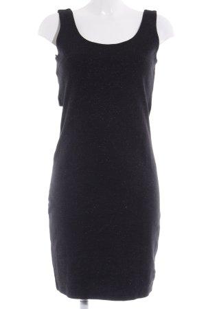 Trägerkleid schwarz Elegant