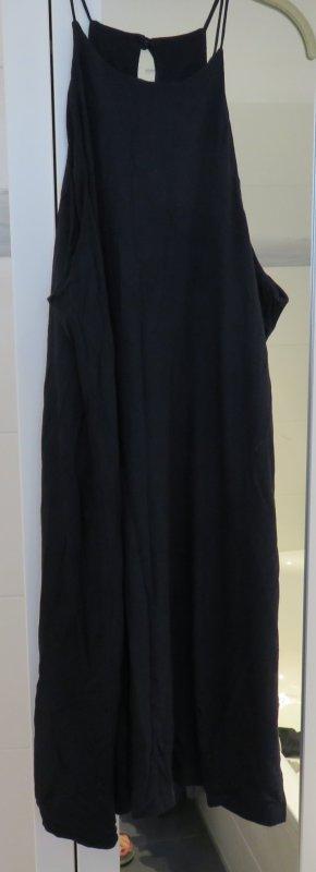 Trägerkleid, Sommerkleid vin blau von H&M, Gr. L