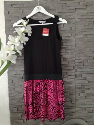 Trägerkleid Stretchkleid Minikleid Träger Stretch Kleid