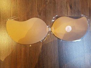 Trägerlos BH - Klebe BH - A-C Cup - Hautfarben - NEU