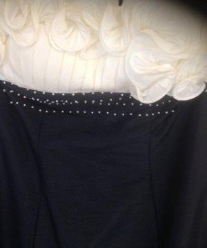 Trägerloses Abendkleid in Meerjungfrauenform