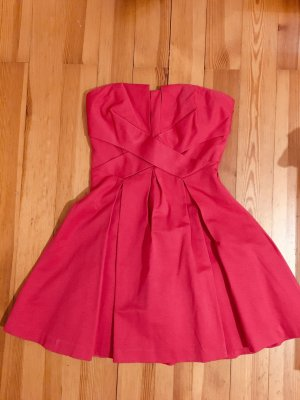 Spotlight by Warehouse Ball Dress raspberry-red-magenta