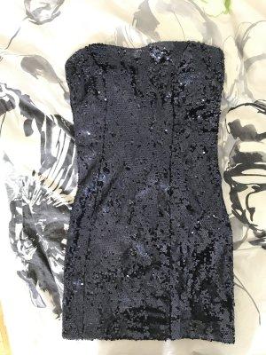Trägerloses Guess Kleid