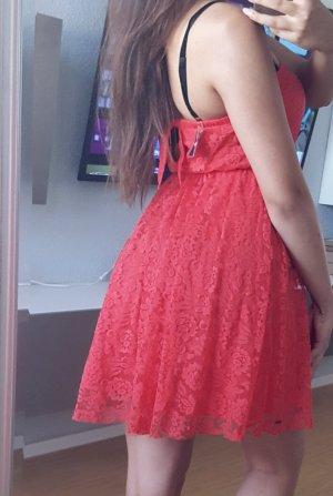 trägerloses Hollister Kleid aus spitze