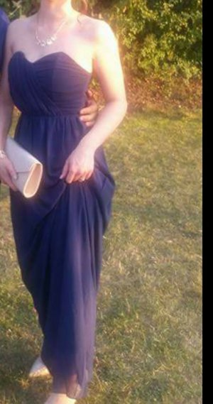 Trägerloses Kleid Asos 34