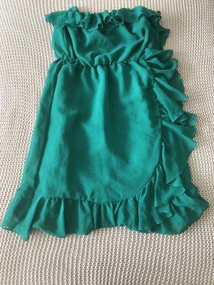 H&M Robe vert