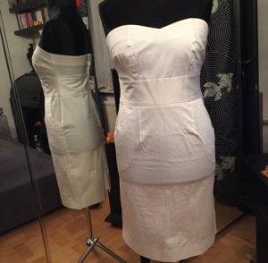 Trägerloses Kleid Orsay