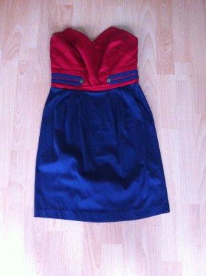 Trägerloses Kleid von der Marke Rare