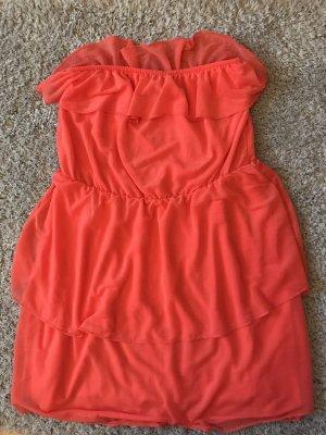 Trägerloses Kleid von H&M