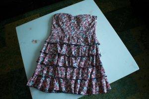 trägerloses Kleid von Pepe Jeans
