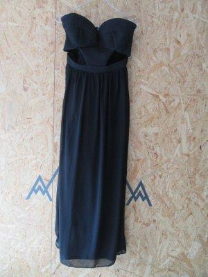 Asos Petite Vestido de noche negro